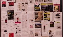 Revue de presse – Photo : Christophe Hallez