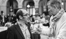 Alfredo Noriega, Paul Colize – Photo : Laurent Bouchard