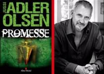 Rencontre avec Jussi Adler Olsen à Lyon le 21 janvier