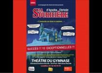 «La Souricière» d'Agatha Christie au Théâtre du Gymnase (Paris)