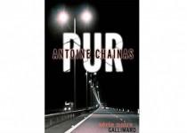 Le Grand prix de littérature policière 2014 est attribué à «Pur» d'Antoine Chainas