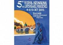 5ème festival Toulouse Polars du Sud, du 11 au 13 octobre