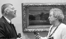 Conversations autour d'une oeuvre – Deon Meyer © Laurent Bouchard
