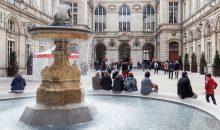 Cour d'Honneur de l'Hôtel de Ville © Lara Balais