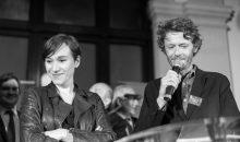 Discours Inauguration de François Pirola et Hélène Fischbach © Laurent Bouchard