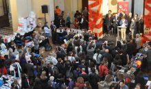 Discours d'inauguration © Chloé Vernier