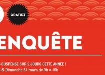 ENQUÊTE 2013 : LE DRAGON DE JADE DÉVOILE SES SECRETS