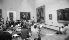 RJ Ellory, Musée des Beaux-Arts – Photo :  Laurent Bouchard