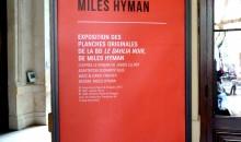 Expo BD «Le Dahlia noir», de Miles Hyman