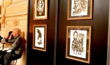 Expo «La Veine noire » de Jean-Luc Navette