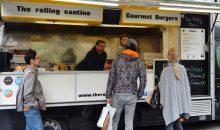 Foodtruck de la Rolling Cantine © Christelle Sohier