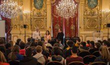 Classe numérique avec des élèves français et allemands dans le cadre du projet Krimi à la française© Jean-Luc Boudeau (3)