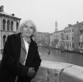 Donna Leon in Venice