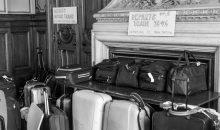 Les invités sur le départ © Laurent Bouchard