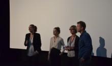 Occupied présenté par Jo Nesbo à l'UGC Ciné Cité Internationale © Alice Reynaud