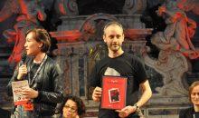 Colin Niel reçoit le prix Polar en Séries © Chloé Vernier (5)
