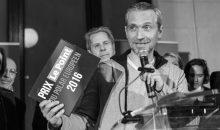 Prix Le Point du polar européen pour Olivier Norek © Laurent Bouchard