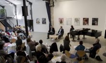 Rencontre musicale avec Oliver Bottini © Marion Fitzer