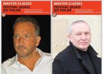 Deux master-classes avec George Pelecanos et Jean-Paul Gratias (réservées aux étudiants)