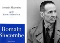 Rencontre avec Romain Slocombe, mardi 21 octobre