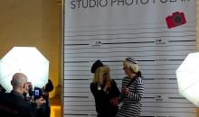 Studio photo polar SNCF