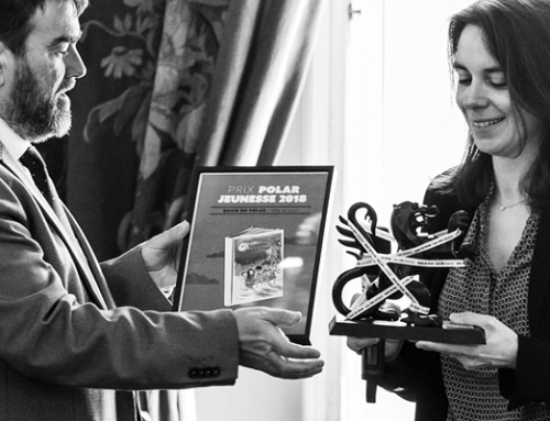 Prix jeunesse Quais du Polar/Ville de Lyon 2019