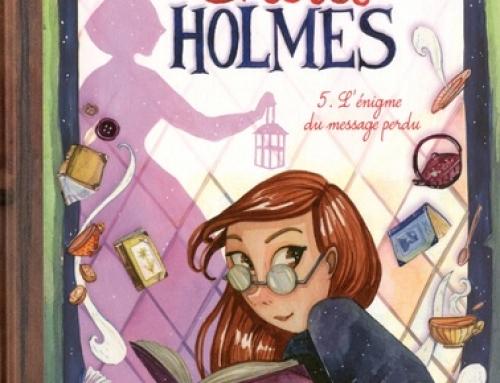 Les enquêtes d'Enola Holmes – T5