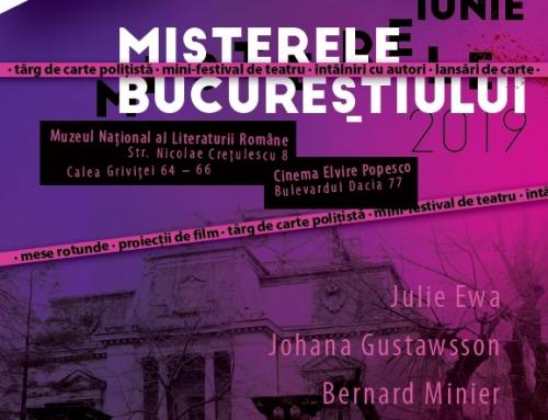 Les mystères de Bucarest